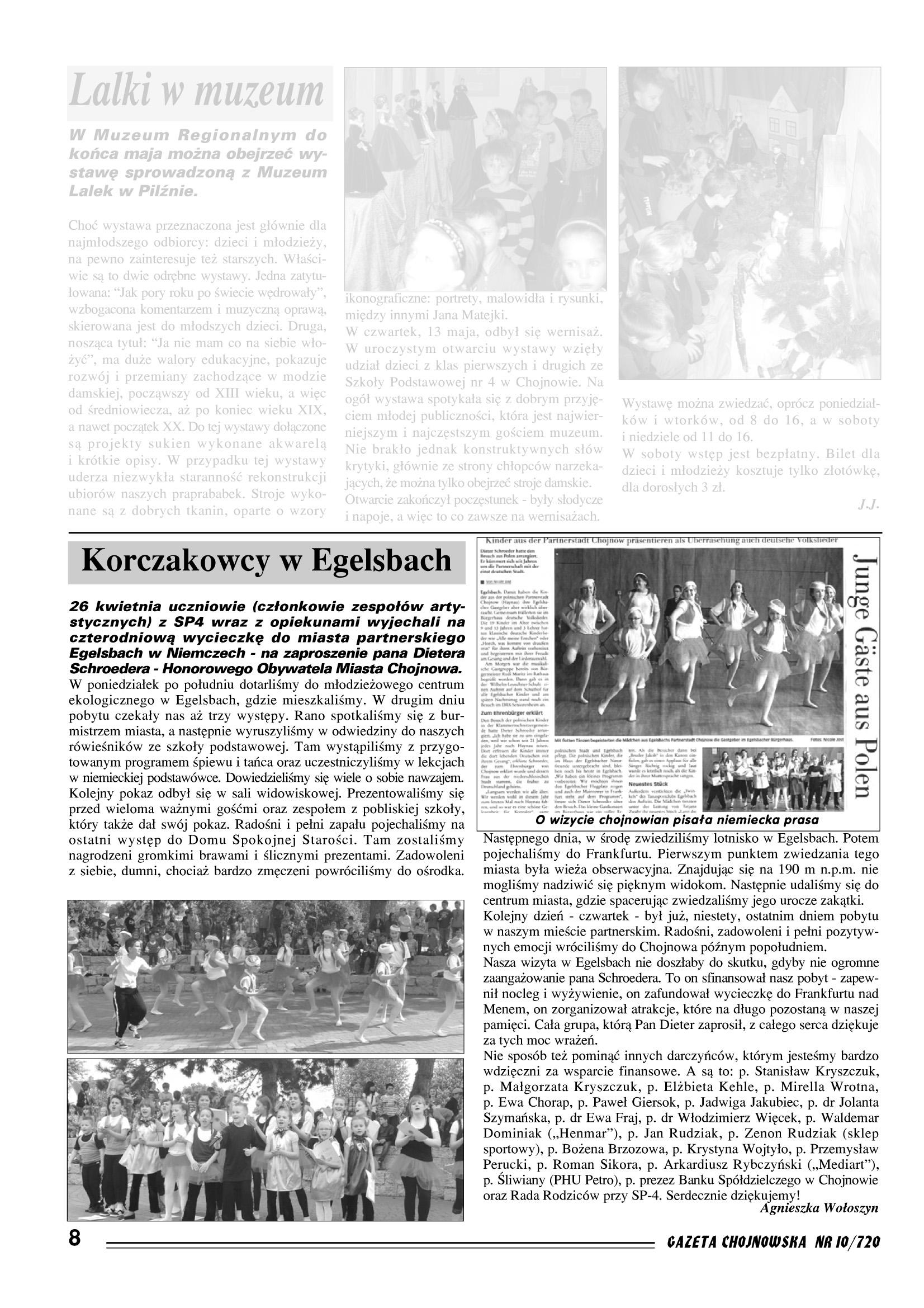 Wycieczka uczniów SP4 do Egelsbach (932.39 kb)